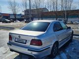 BMW 525 1997 года за 2 300 000 тг. в Кокшетау – фото 4