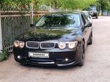 BMW 745 2002 года за 4 500 000 тг. в Талдыкорган – фото 2