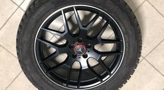 Резина зимняя Bridgestone 275 50 r20 Blizak липучка + диски 5.112 за 400 000 тг. в Алматы