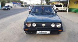 Volkswagen Golf 1987 года за 870 000 тг. в Тараз – фото 3
