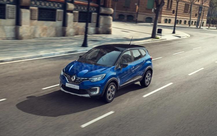 Renault Kaptur Drive 2021 года за 10 479 000 тг. в Караганда