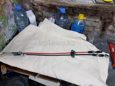 Трос переключения передач Daewoo Matiz механика за 10 000 тг. в Капшагай – фото 4