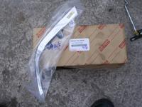 Хром накладки на туманку ПТФ на Corolla E180 левая сторона… за 5 022 тг. в Нур-Султан (Астана)