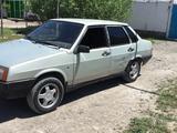 ВАЗ (Lada) 21099 (седан) 1999 года за 550 000 тг. в Туркестан – фото 2