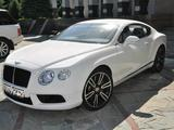 Bentley Continental GT 2012 года за 34 500 000 тг. в Алматы