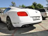 Bentley Continental GT 2012 года за 34 500 000 тг. в Алматы – фото 4