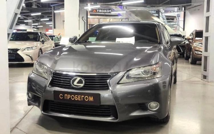 Lexus GS 350 2012 года за 12 100 000 тг. в Алматы