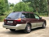 Subaru Outback 2001 года за 3 300 000 тг. в Алматы – фото 5