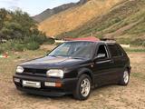 Volkswagen Golf 1995 года за 1 550 000 тг. в Алматы – фото 2