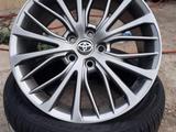 Диски Toyota Camry 70 2018 за 140 000 тг. в Алматы