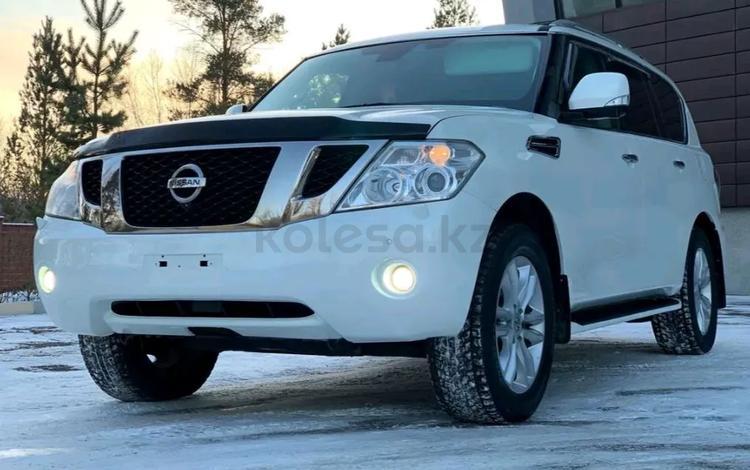 Nissan Patrol 2011 года за 10 500 000 тг. в Нур-Султан (Астана)