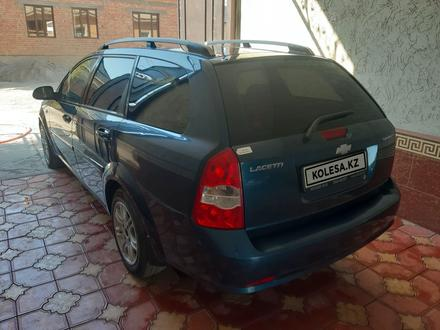 Chevrolet Lacetti 2007 года за 2 450 000 тг. в Туркестан – фото 3