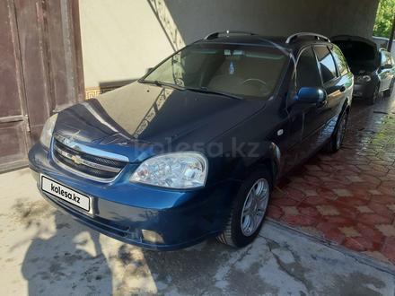 Chevrolet Lacetti 2007 года за 2 450 000 тг. в Туркестан – фото 6