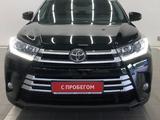 Toyota Highlander 2017 года за 21 230 000 тг. в Костанай – фото 5
