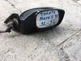 Toyota mark 2 зеркало правое за 7 500 тг. в Тараз