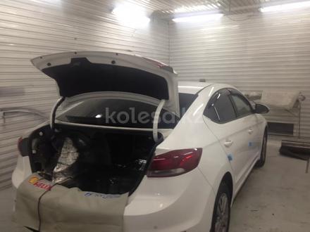 Кузовной ремонт в Шымкент