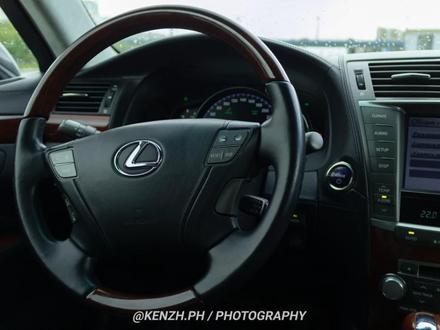 Lexus LS 600h 2012 года за 16 000 000 тг. в Нур-Султан (Астана) – фото 17