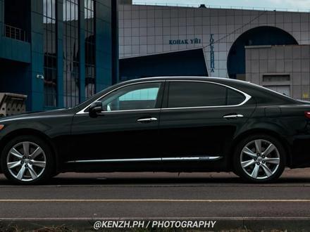 Lexus LS 600h 2012 года за 16 000 000 тг. в Нур-Султан (Астана) – фото 4