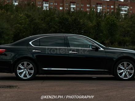 Lexus LS 600h 2012 года за 16 000 000 тг. в Нур-Султан (Астана) – фото 6