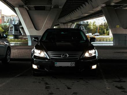 Lexus LS 600h 2012 года за 16 000 000 тг. в Нур-Султан (Астана) – фото 9