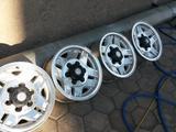 Диски Р15 6/139.7 для Тойота Сюрф, Прадо комплект из Европы. за 55 000 тг. в Караганда