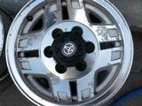 Диски Р15 6/139.7 для Тойота Сюрф, Прадо комплект из Европы. за 55 000 тг. в Караганда – фото 3