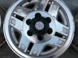 Диски Р15 6/139.7 для Тойота Сюрф, Прадо комплект из Европы. за 55 000 тг. в Караганда – фото 4