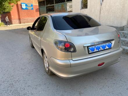 Peugeot 206 2008 года за 1 400 000 тг. в Шымкент