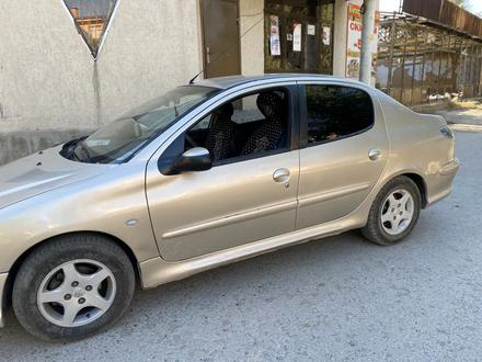 Peugeot 206 2008 года за 1 400 000 тг. в Шымкент – фото 8
