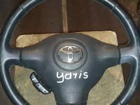 Руль на Toyota Yaris за 20 000 тг. в Караганда
