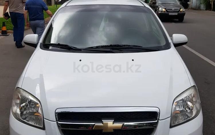Chevrolet Aveo 2013 года за 3 000 000 тг. в Алматы