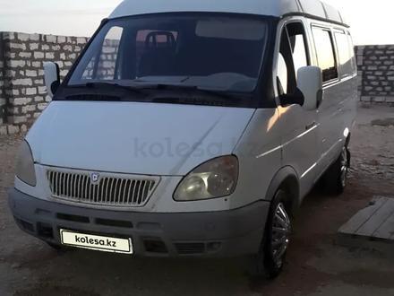ГАЗ ГАЗель 2002 года за 1 500 000 тг. в Актау