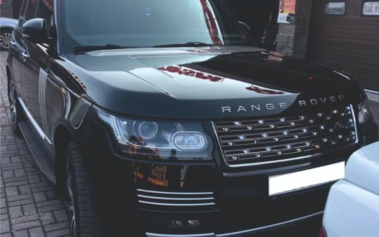 Land Rover Range Rover 2013 года за 21 500 000 тг. в Алматы