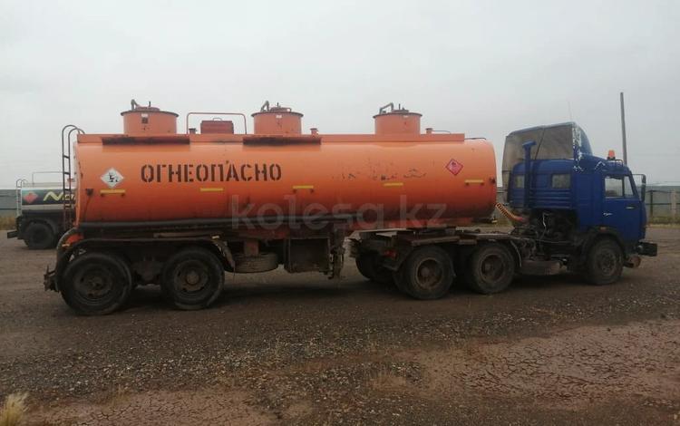 КамАЗ  65115-011-02 2002 года за 4 900 000 тг. в Нур-Султан (Астана)