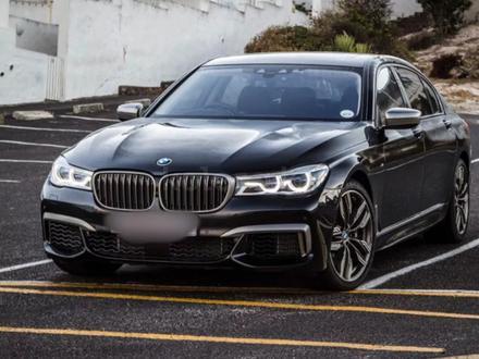 BMW M760 2018 года за 69 500 000 тг. в Алматы