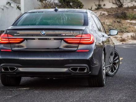 BMW M760 2018 года за 69 500 000 тг. в Алматы – фото 2