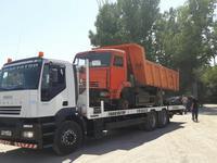 Эвакуатор грузовой. Трал в Алматы