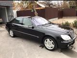Mercedes-Benz S 600 2002 года за 2 500 000 тг. в Шымкент – фото 2
