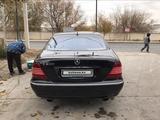 Mercedes-Benz S 600 2002 года за 2 500 000 тг. в Шымкент – фото 4