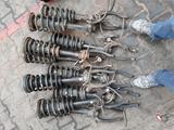 Передние амортизаторы в сборе на Hyundai sonata NF из корея за 12 000 тг. в Алматы – фото 2
