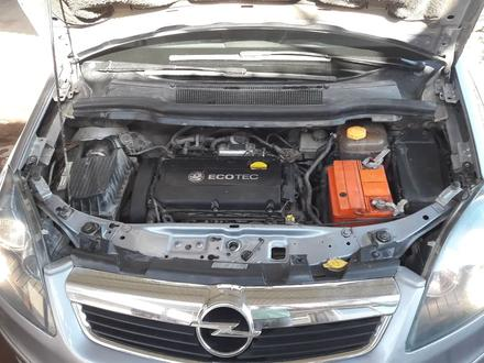 Opel Zafira 2006 года за 2 500 000 тг. в Шымкент – фото 3