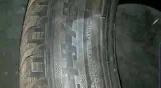 Комплект шипованных шин в отличном состоянии, износ 5% 215/50/17 за 45 000 тг. в Алматы