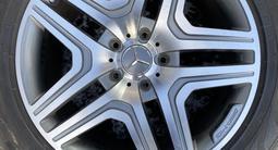 Оригинальные диски мерседес геленваген Mersedes G 63 за 400 000 тг. в Алматы – фото 3