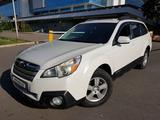 Subaru Outback 2013 года за 7 000 000 тг. в Алматы