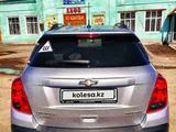Chevrolet Tracker 2014 года за 4 350 000 тг. в Усть-Каменогорск – фото 4