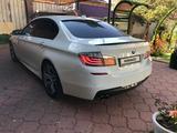 BMW 528 2013 года за 9 800 000 тг. в Алматы – фото 3