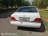 Mercedes-Benz S 320 1993 года за 1 800 000 тг. в Алматы – фото 5