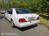 Mercedes-Benz S 320 1993 года за 1 800 000 тг. в Алматы – фото 4