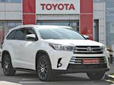 Toyota Highlander 2018 года за 22 700 000 тг. в Алматы