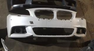 Бампер BMW M пакет f10 рестайлинг за 150 000 тг. в Алматы